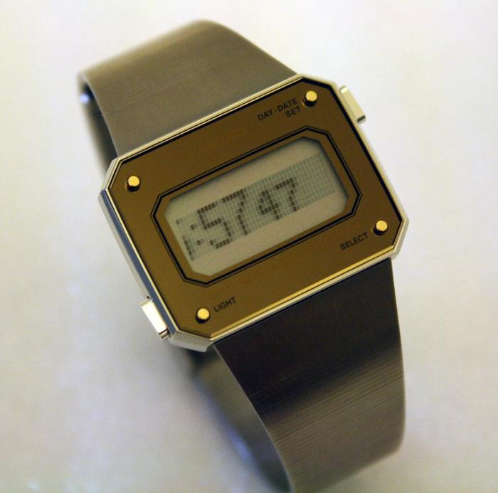 Самые крутые электронные часы 80-х