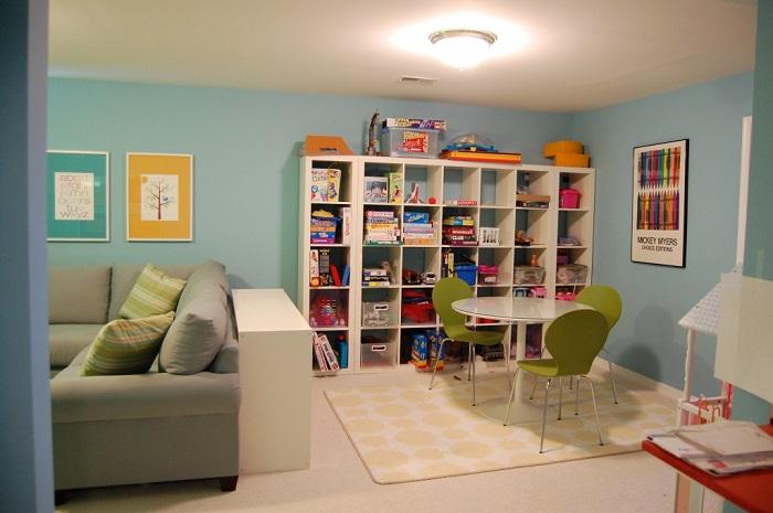 Зонирование пространства в детской комнате – сложная и очень ответственная задача.