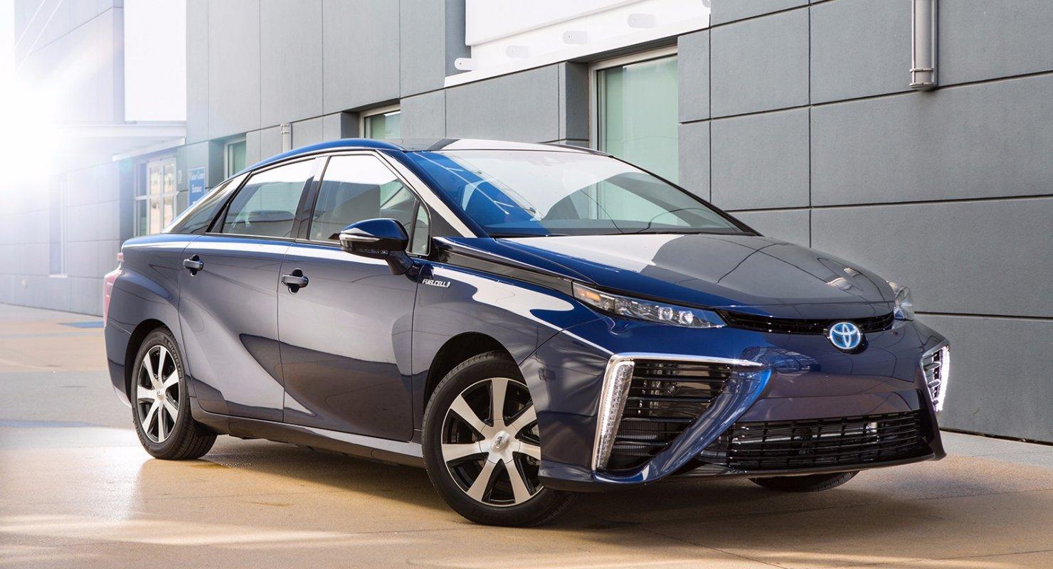 Toyota сообщила о разработке нового водородного двигателя Автограмота