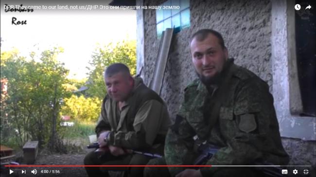 «Если бы тут были русские, то максимум за пять дней до Польши бежали бы все..»: ополченцы ДНР рассказали о «российских войсках» на Украине