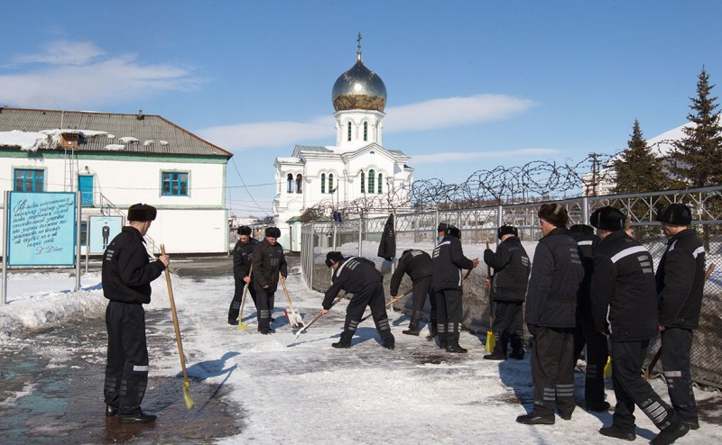 В России впервые освободили осужденного пожизненно