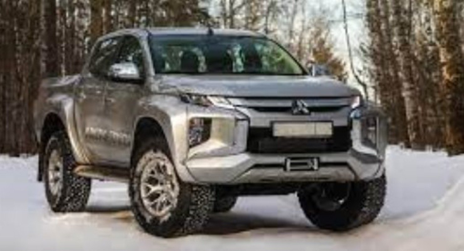 Mitsubishi L200 получил внедорожную версию Arctic Trucks Автомобили