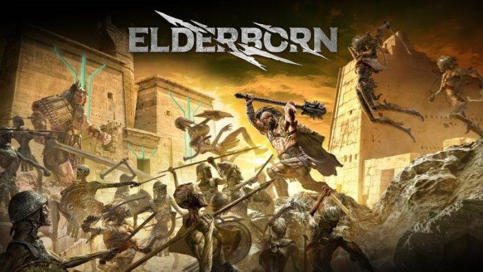 Elderborn — суровый метал. Рецензия