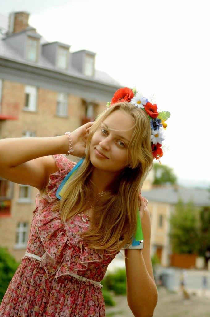 Славянские девушки