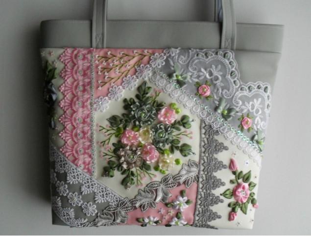 Потрясающие сумки в технике …