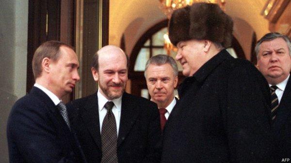 Ельцин еще в 90-ых предсказа…