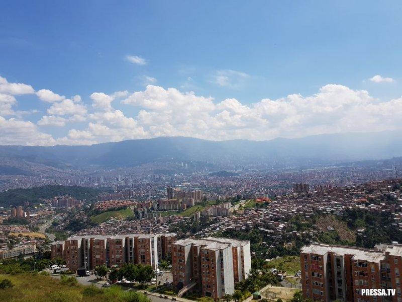 Уличная культура Колумбии