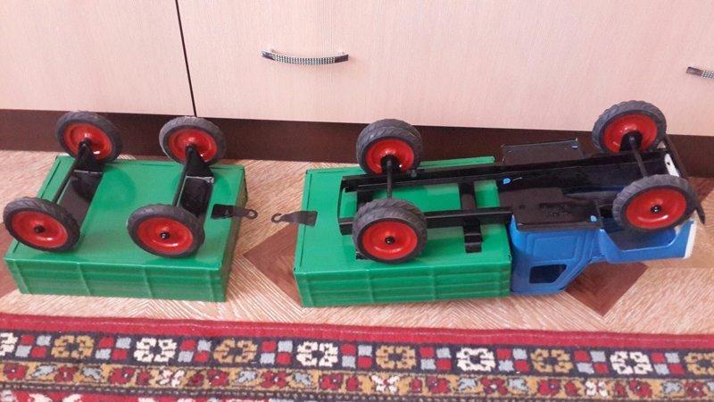 Назад в детство: игрушки времен СССР, о существовании которых не знают современные дети СССР, детские игрушки, игрушки, интересно, раритет, фото