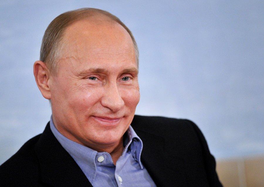 Владимир Путин и остальные: …