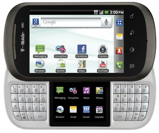 Провальные Android-кнопочники android,телефоны,товары