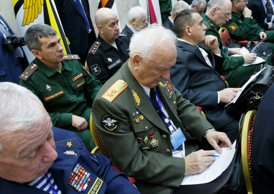 Военным поднимают пенсии: больше 26 тыс. руб составит средняя