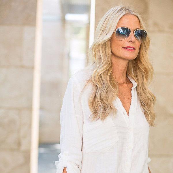 Как одеваться женщине после 45 лет чтобы выглядеть моложе
