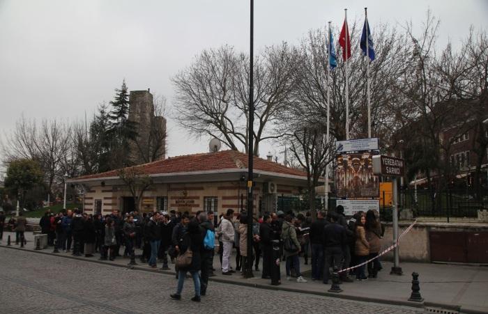 В 1987 г. после длительной очистки и реставрации Цистерна Базилика была открыта как музей (Стамбул).   Фото: stroi.mos.ru.