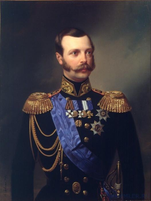 Александр II. / Фото: www.scd-grande.ru