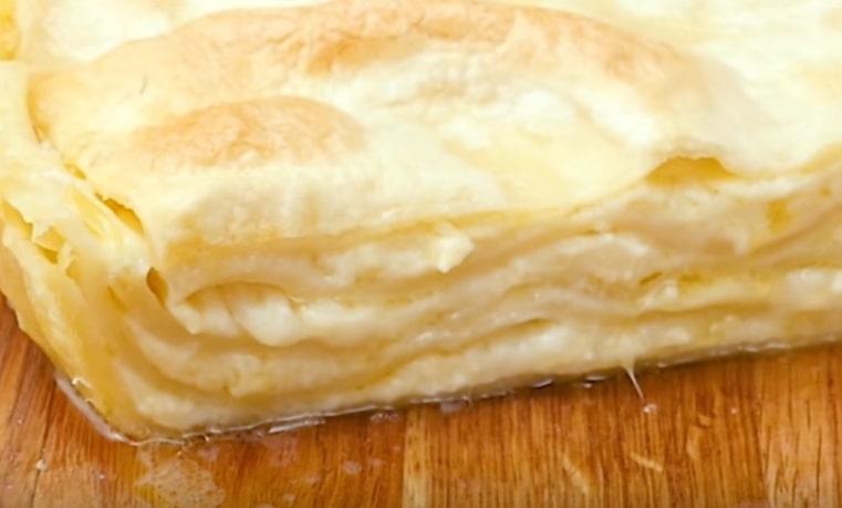 Вкуснейший осетинский пирог с сыром