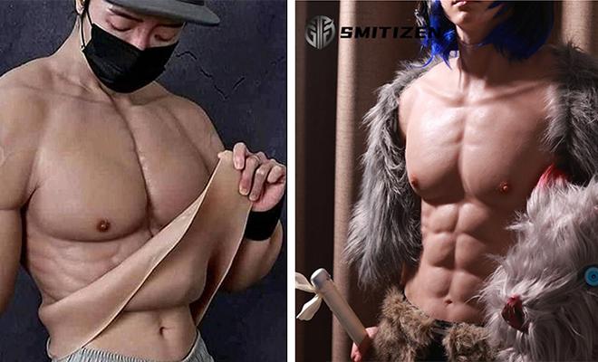 Китайцы изобрели «костюм качка», который заменяет годы в спортивном зале Культура