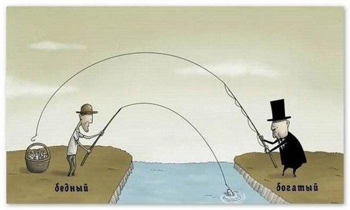 Почему богатые богатеют, а б…