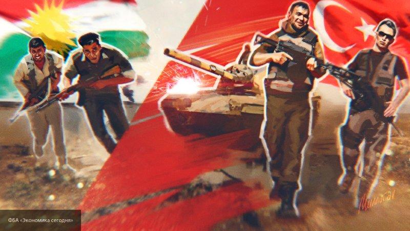 Курды-террористы сами спровоцировали Турцию продолжать военную операцию в Сирии
