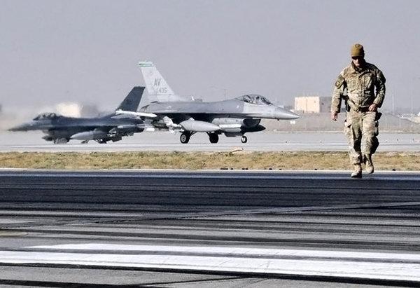 Погибли 7 пилотов США, разбо…