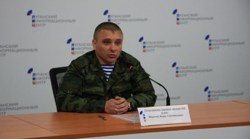 Подполковник ЛНР рассказал о ситуации на линии фронта