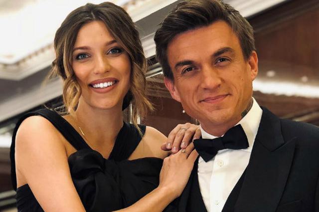 Регина Тодоренко и Влад Топалов опубликовали первое фото с сыном