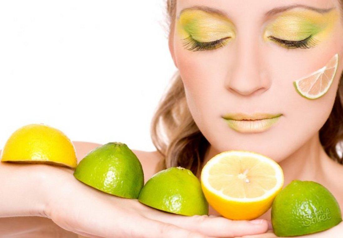Лимонная маска от черных точек — эффект потрясет вас! домашнее средство