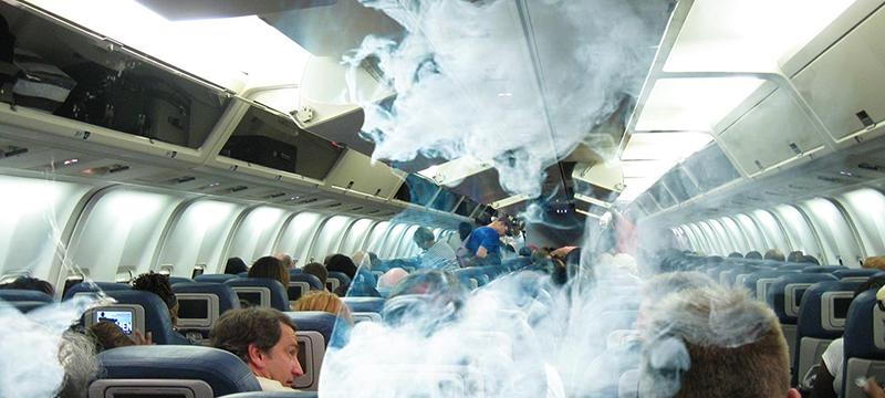 Авиапассажира оштрафовали за…