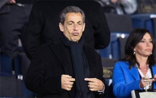 """Саркози ответит за """"деньги Каддафи""""?"""