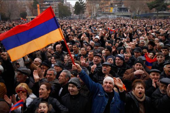 Как Саргсян продал Армению и…