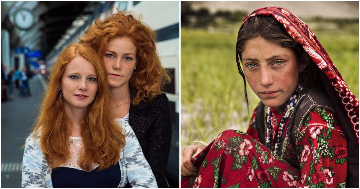 Фото женщин, меняющие представления о красоте