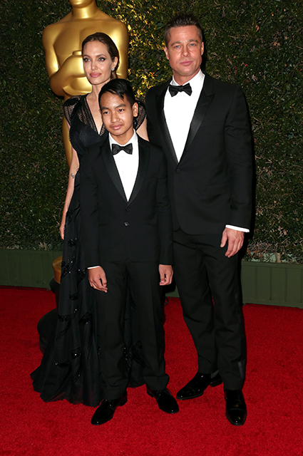 Сын Анджелины Джоли и Брэда Питта Мэддокс дал показания в суде против отца Звездные дети
