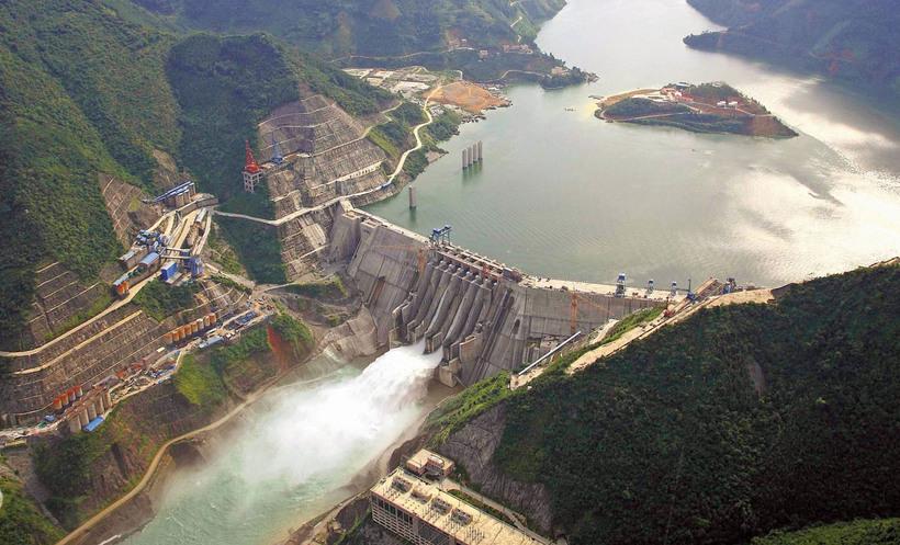 Самые большие плотины мира фото