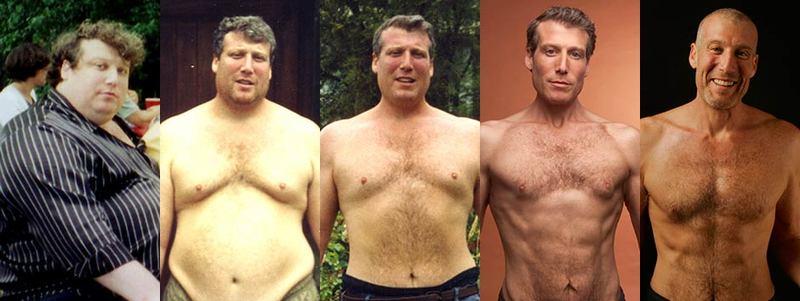 7 принципов жизни человека, который сбросил 100 кг без диет вес,полезные советы,похудение,фигура