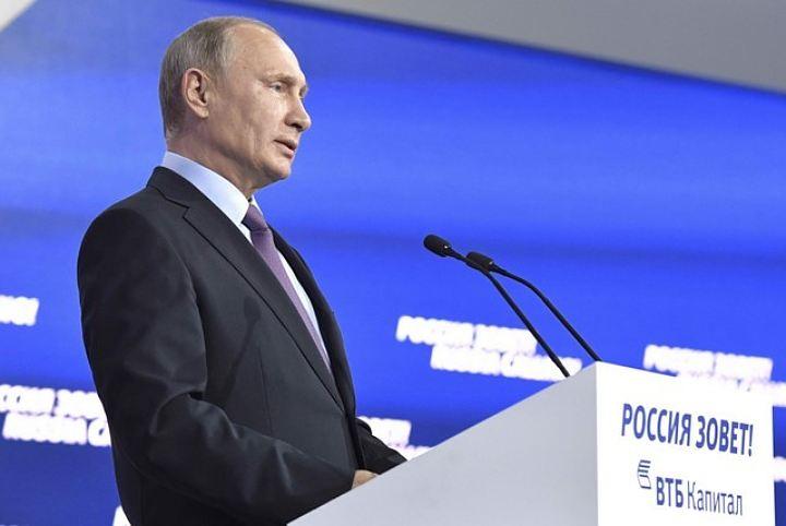 Путин лаконично ответил на вопрос о возможном выдвижении на новый президентских срок