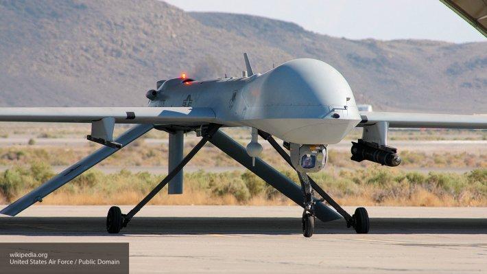 США не могут контролировать беспилотники из-за обстрела базы в Ираке Ираном