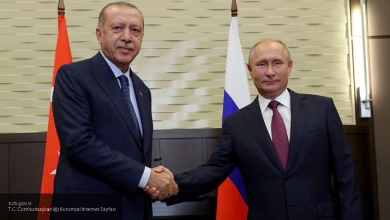 Путин и Эрдоган обсудят Сири…