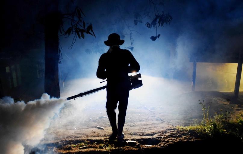 Окопные болезни 20-го века — истинный враг