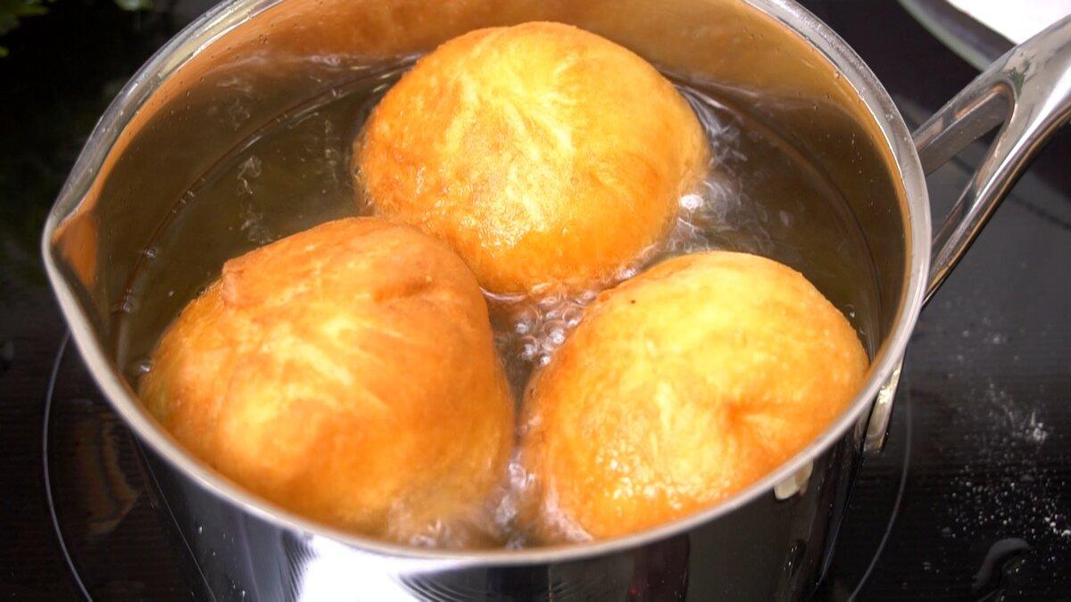 Пирожки «Бомбочки»: хрустящие снаружи и мягкие внутри выпечка,пирожки,тесто