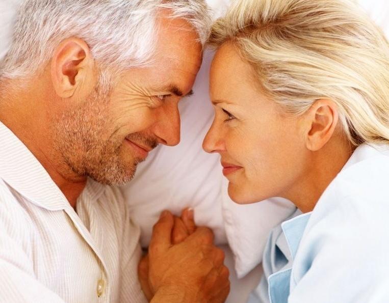 Секс «за 50»: «Моему мужчине…