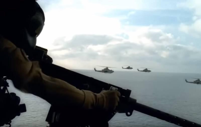 Морпехи США вспоминают иранский захват