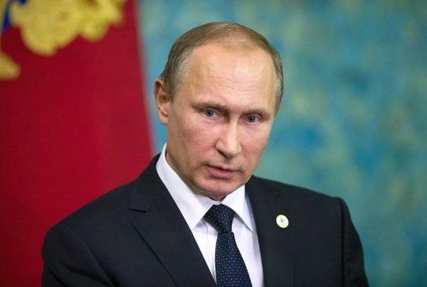 "Путин: ""Россия не намерена т…"