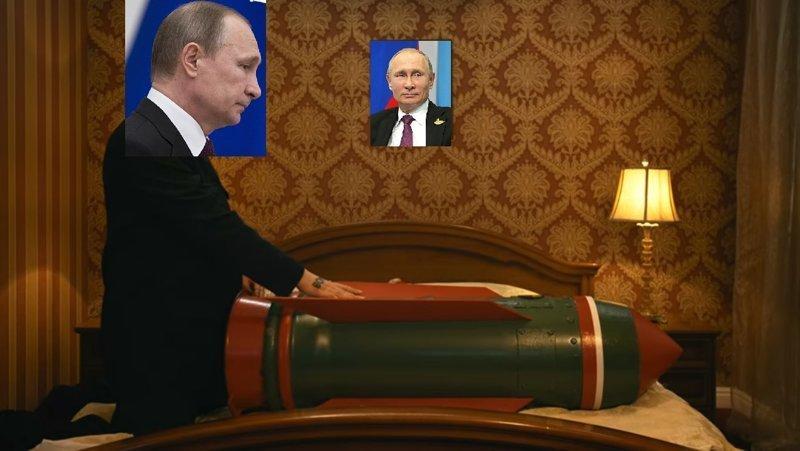 Ракета Путина: лучшие мемы и фотожабы с просторов соцсетей Трамп, выборы, оружие, президент, путин, ракета, россия, страна