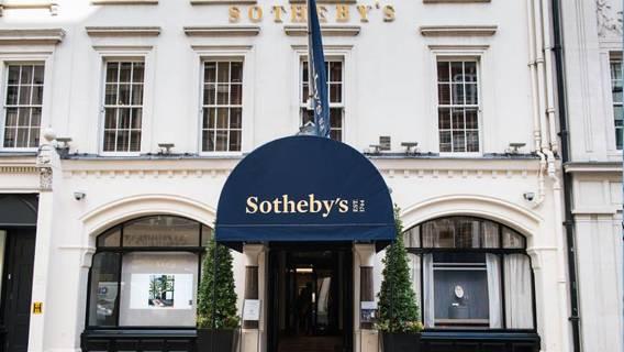 Аукционный дом Sotheby's запустил отдел науки и поп-культуры
