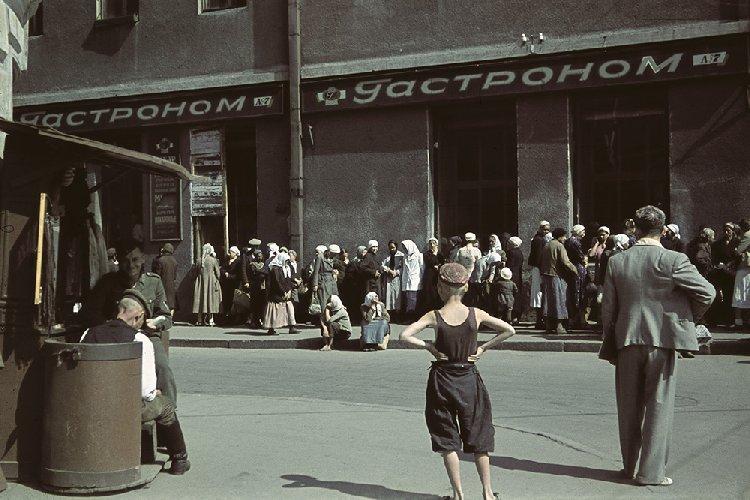 Жизнь в оккупации: записки русского офицера абвера ВОВ,история,общество,россияне