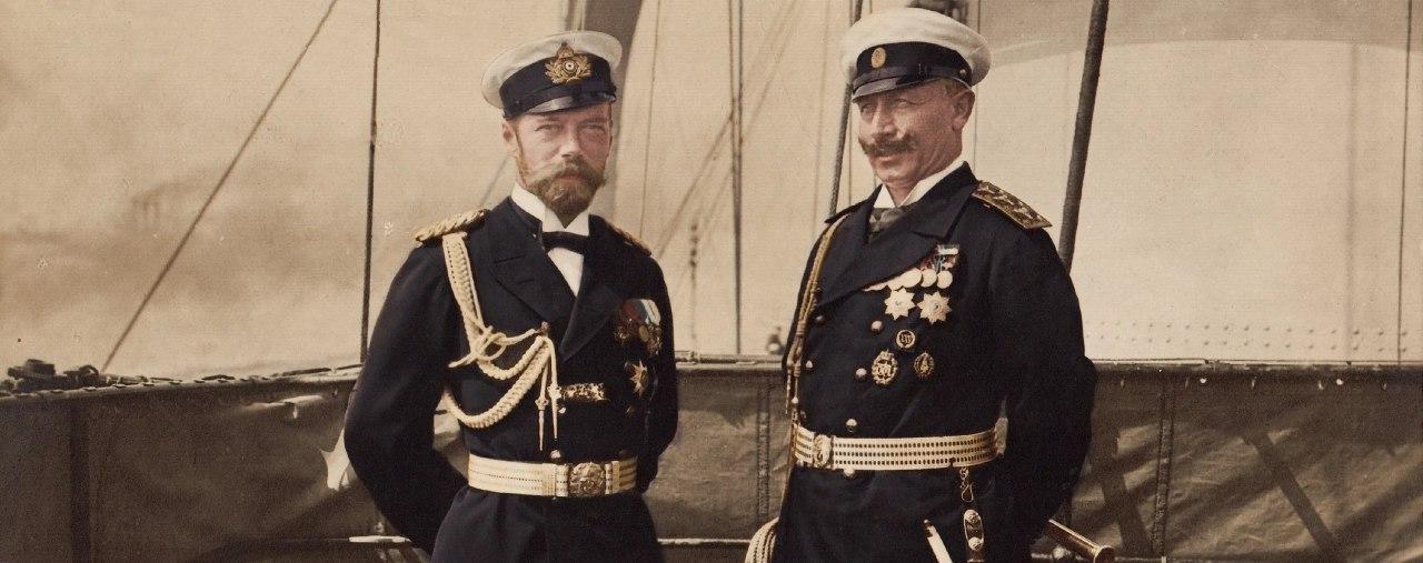Германский кайзер Вильгельм II о русско-японской войне