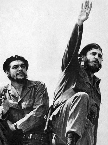 К 60-летию победы кубинской революции