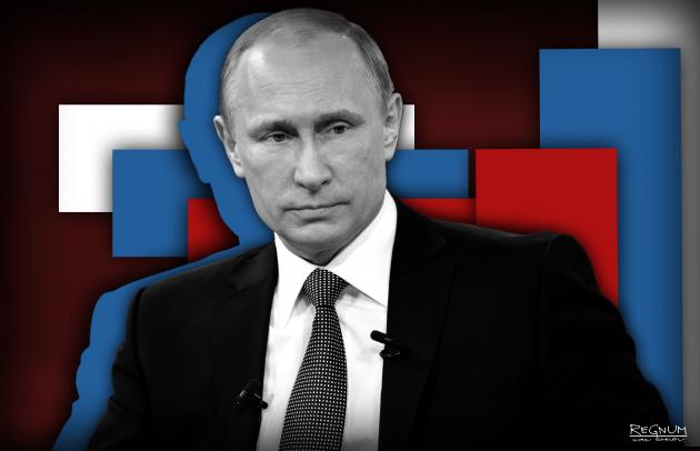 Путин поставил на место укра…