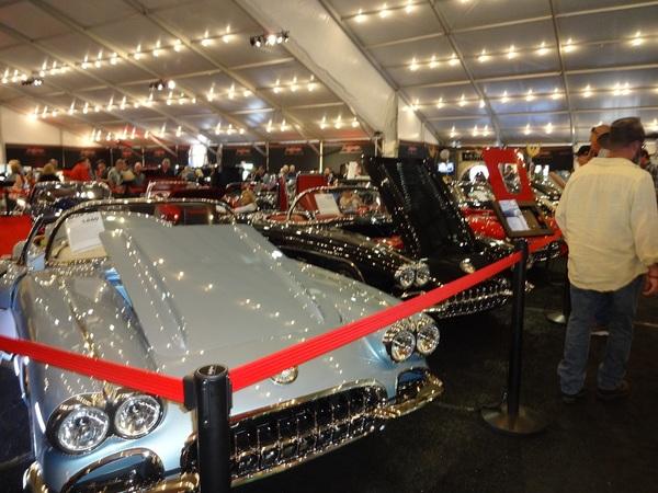 Bannett Jeckson – самый сказочный автосалон в мире