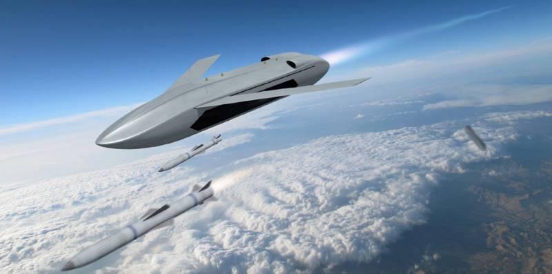 Удар издалека: истребители США и России могут получить промежуточные носители оружие