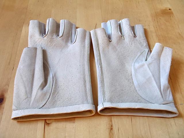 Модная осень. Переделываем перчатки: мастер-класс женские хобби,переделка старой одежды,перчатки,рукоделие,своими руками,умелые руки